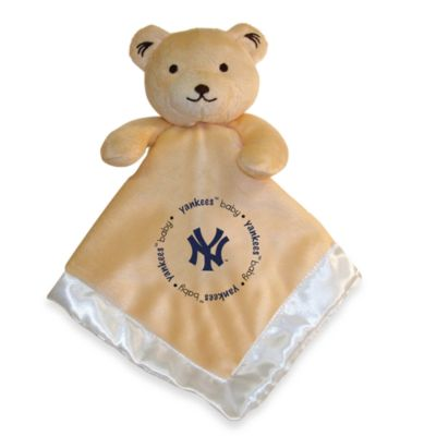Baby Fanatic® MLB® Security Bear Blanket in New York Yankees