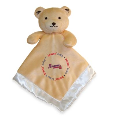 Baby Fanatic® MLB® Security Bear Blanket in Atlanta Braves
