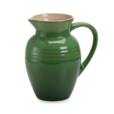 Le Creuset® 2 1/4-Quart Stoneware Pitcher in Fennel