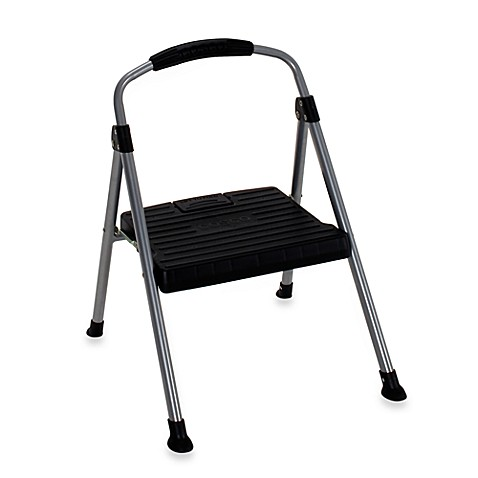 Cosco 174 Signature One Step Folding Step Stool Www