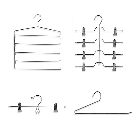 Richards® Non-Slip Chrome Hangers