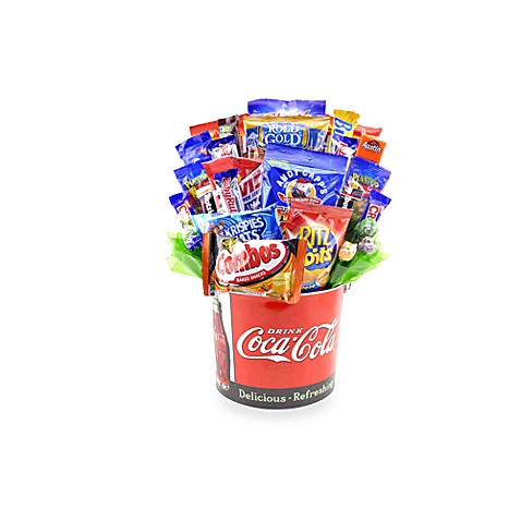 Sweets in Bloom® Coke Collectible Bucket