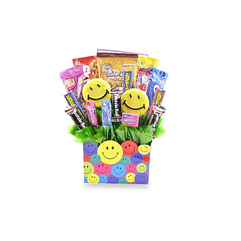 Sweets in Bloom® Smile! Candy Bouquet