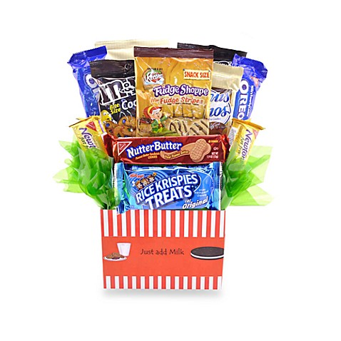 Sweets in Bloom® Just Add Milk Cookie Gift Basket