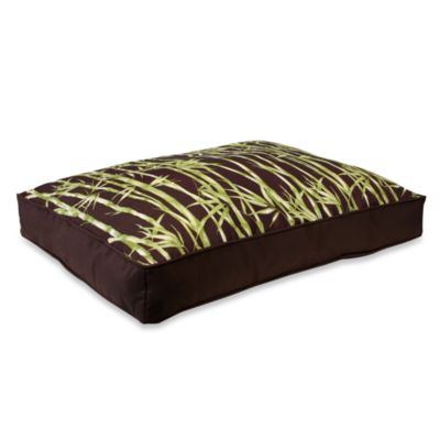 Park B. Smith® Watershed™ Bamboo Garden 24-Inch x 32-Inch Dog Bed in Coffee Bean