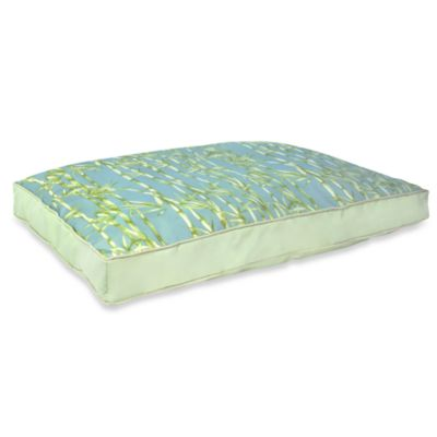 Park B. Smith® Watershed™ Bamboo Garden 24-Inch x 32-Inch Dog Bed in Sea Spray