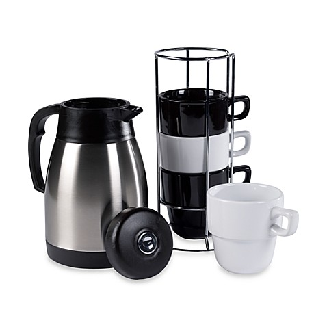 Tabletops Unlimited® 6-Piece Beverage Set