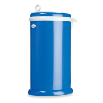 Ubbi® Diaper Pail in Hot Blue