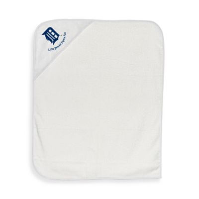 Baby Hooded Towel in Detroit Tigers