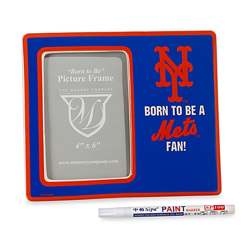 The Memory Company MLB® Youth Frame in New York Mets