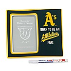 The Memory Company MLB® Youth Frame in Oakland Athletics