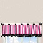 Sweet Jojo Designs Madison Window Valance