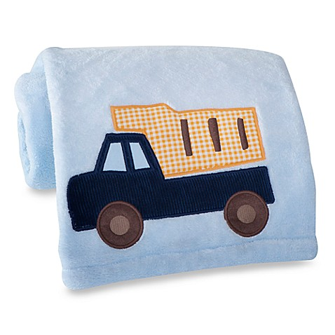 Carter's® Street Fleet Blanket