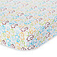 Zutano Elephants Fitted Crib Sheet
