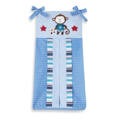 Summer Infant® Team Monkey Crib Bedding Collection > Summer Infant® Team Monkey Diaper Stacker