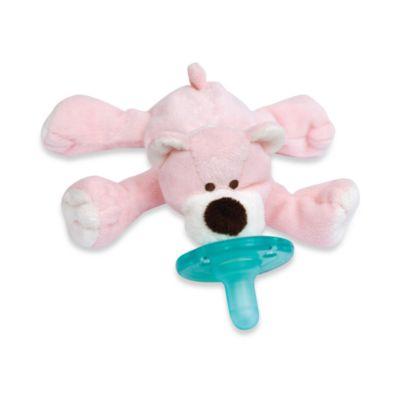 WubbaNub™ Pink Bear Pacifier