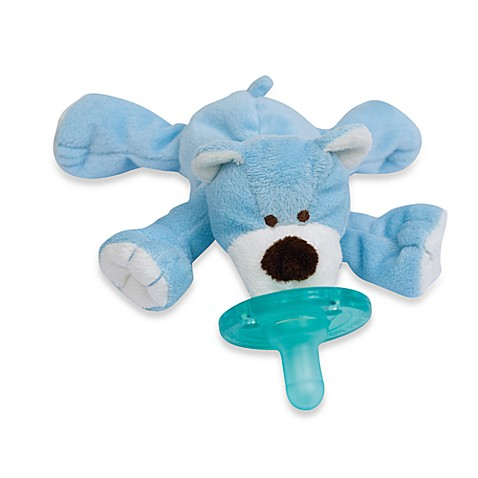 WubbaNub™ Blue Bear Pacifier