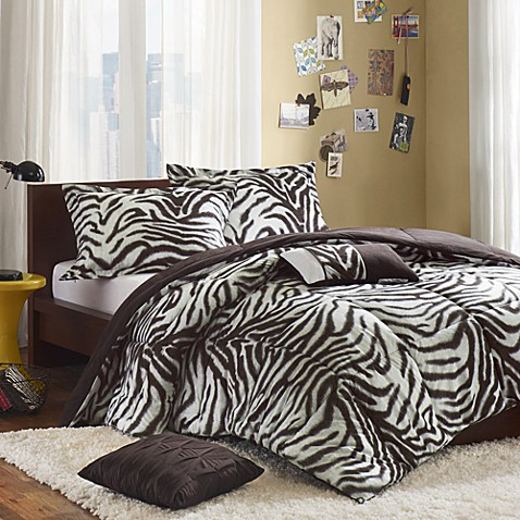 Cozy Soft® Zara Reversible Comforter Set