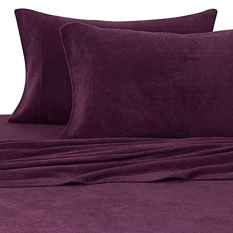 Buy Sheex 174 Performance Fleece Sheet Set From Bed Bath Amp Beyond