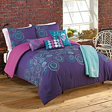 Roxy Caroline Twin/Extra Long Twin Complete Comforter Set