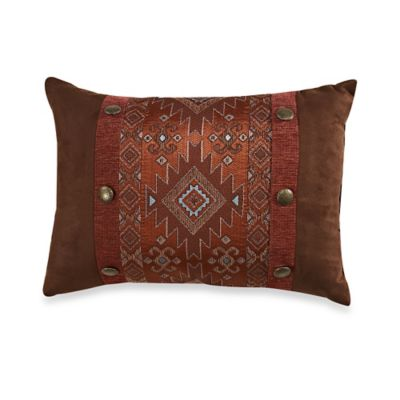 Pueblo Boudoir Throw Pillow