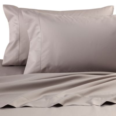 Wamsutta® Dream Zone® 750 Thread Count Standard Pillowcases in Ash (Set of 2)