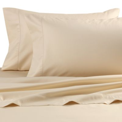 Wamsutta® Dream Zone™ 750 Queen Sheet Set in Ivory