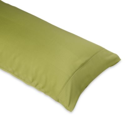 Eucalyptus Body Pillow Case in Sage