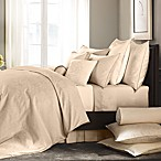 Barbara Barry® Pave Alabaster Queen Duvet Cover in Alabaster