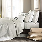 Barbara Barry® Pave Mineral Duvet Cover, 100% Cotton