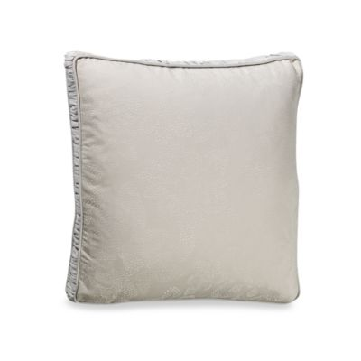 Barbara Barry® Pave 18-Inch Square Toss Pillow in Mineral