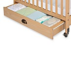 Foundations® EZ Store™ Crib Drawer with Hooded Drawer Pull in Natural