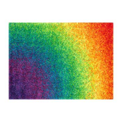 Loloi Rugs Barcelona 5-Foot 2-Inch x 7-Foot 7-Inch Shag Rug in Rainbow