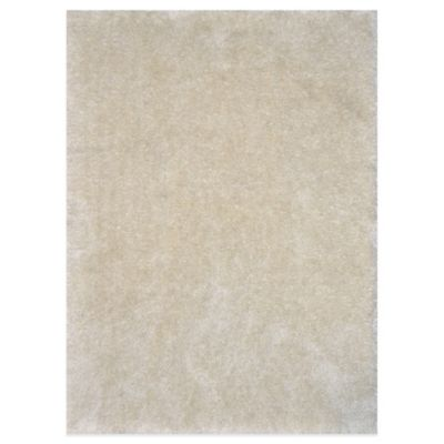 Loloi Rugs Cozy 9-Foot 3-Inch x 13-Foot Shag Rug in Ivory