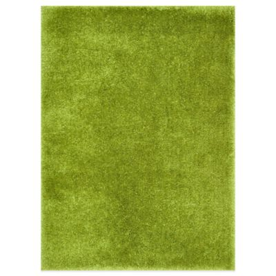 Loloi Rugs Cozy 5-Foot x 7-Foot 6-Inch Shag Rug in Oasis