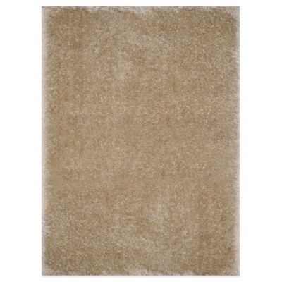 Loloi Rugs Cozy Shag Rug - 9-Foot 3-Inch x 13-Foot - Sand