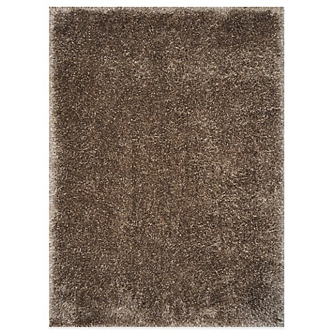 Loloi Rugs Taupe Cozy Shag Rug Bed Bath Amp Beyond