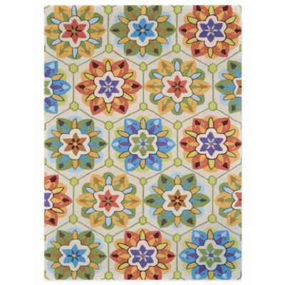Loloi Rugs Juliana Multi Rug in Ivory