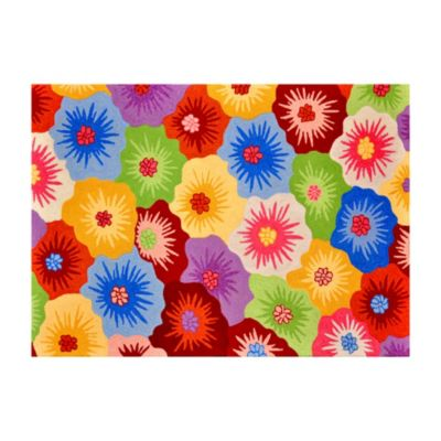 Loloi Rugs Juliana 3-Foot 6-Inch x 5-Foot 6-Inch Floral Rug in Multicolor
