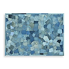 Loloi Rugs Contemporary Runway Denim Pockets Area Rug