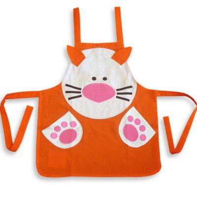 Children's Cat Apron