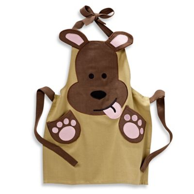 Children's Dog Apron