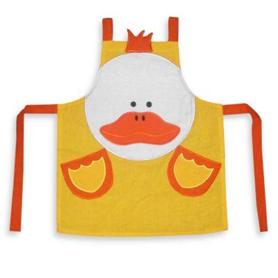 Children's Duck Apron