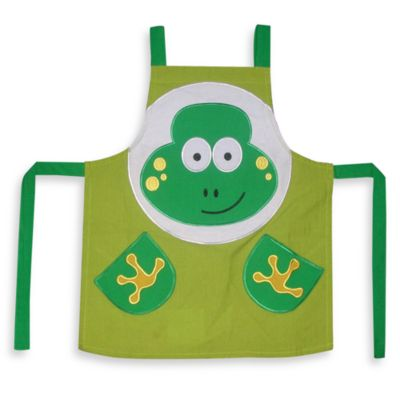 Children's Frog Apron