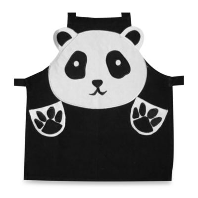 Children's Panda Apron