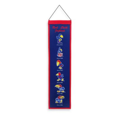 University of Kansas Collegiate Heritage Banner
