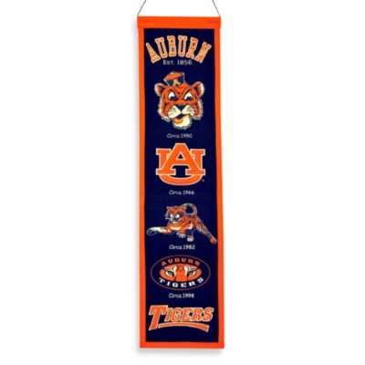 Auburn University Collegiate Heritage Banner