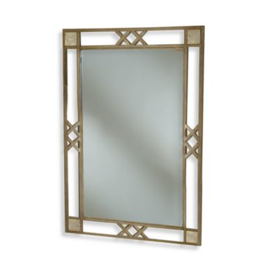 Hillsdale Brookside 46-Inch x 32-Inch Mirror