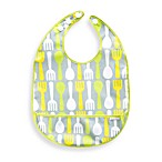JJ Cole® Bib in Citrus Snack