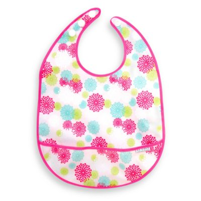 JJ Cole® Bib in Pink Blush